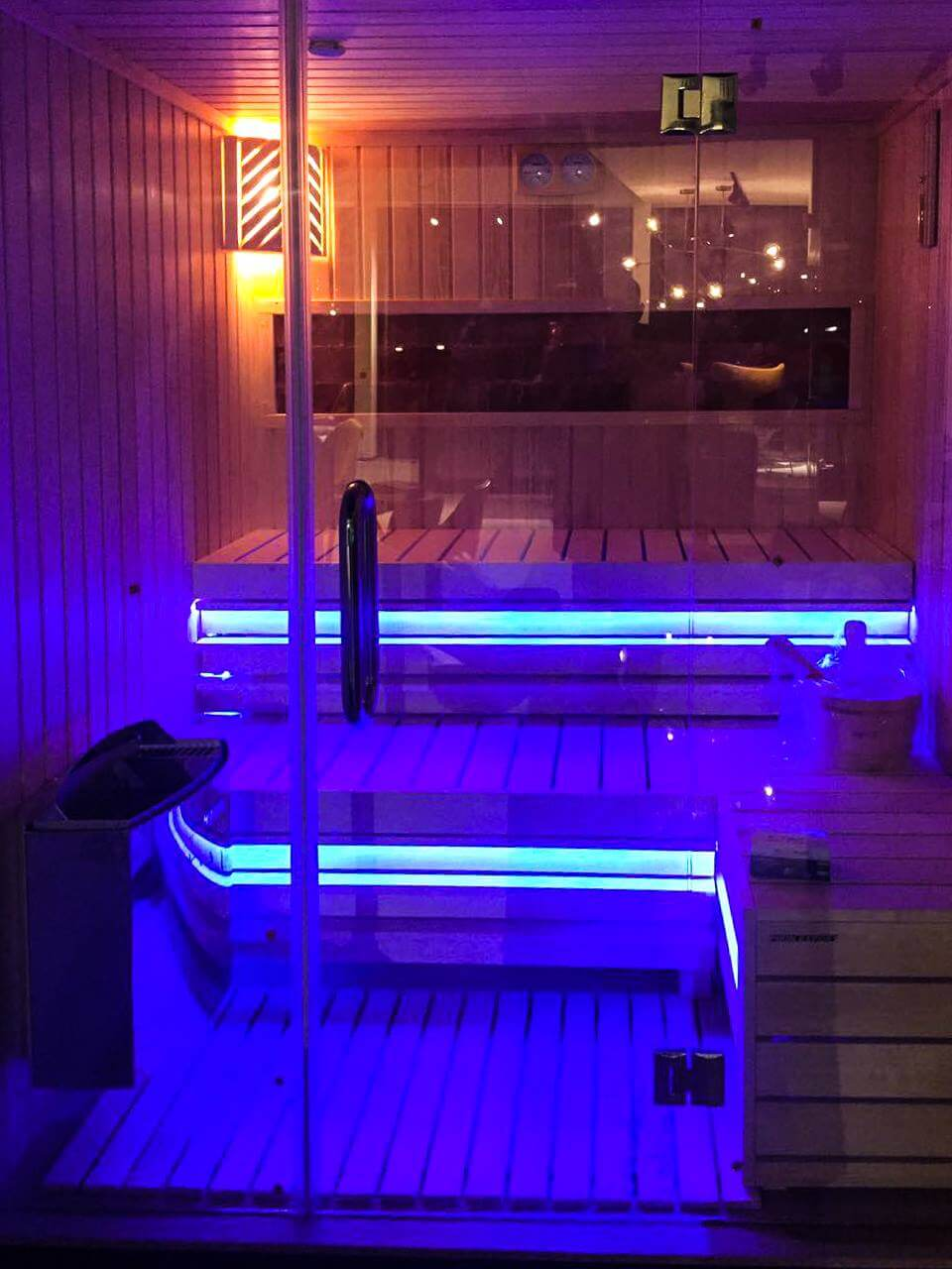 Sauna 24 Spa Sauna Pool Jacuzzi 24 Pirin Export