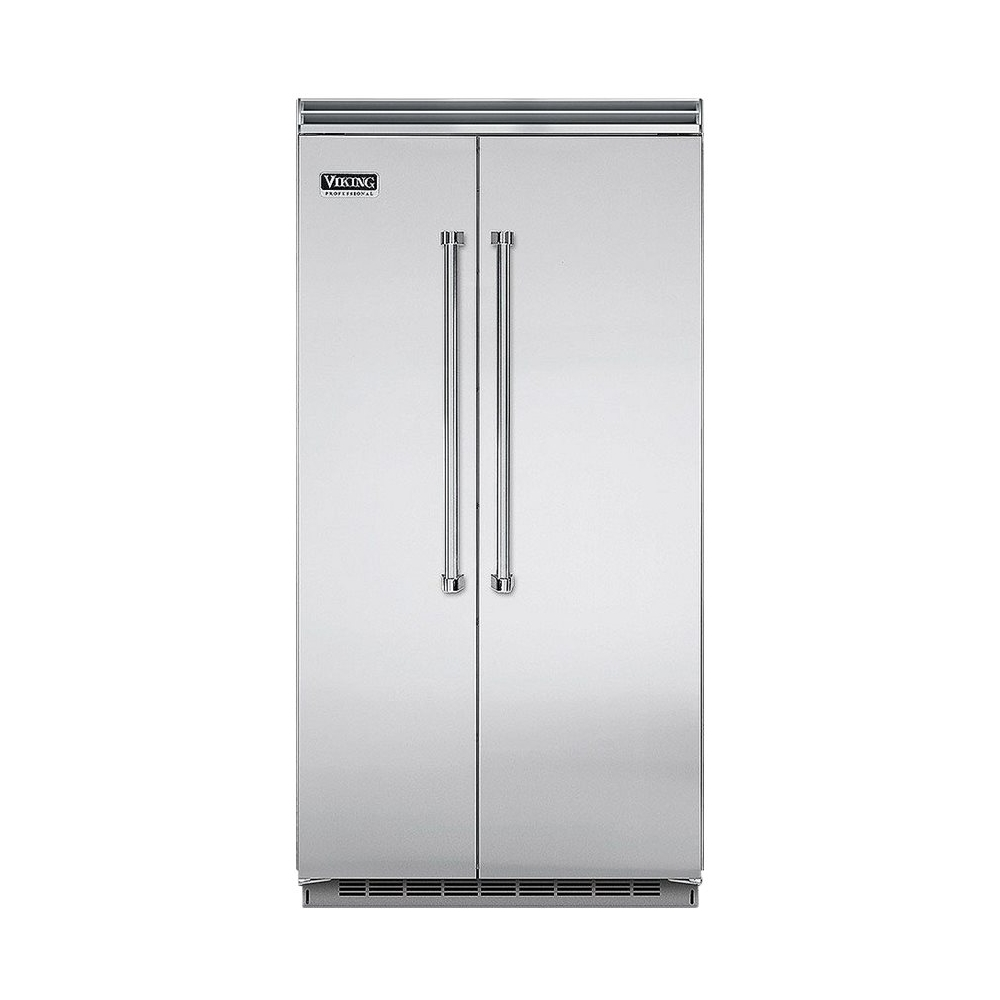 42 Fridge Viking Professional 5 Series Quiet Cool 25 3 Cu Ft Side By
