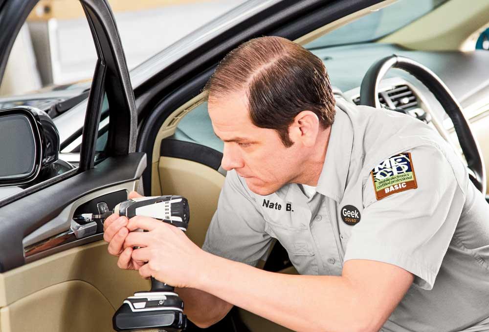 Car Electronics Professional Installation - Best Buy - geek squad autotech