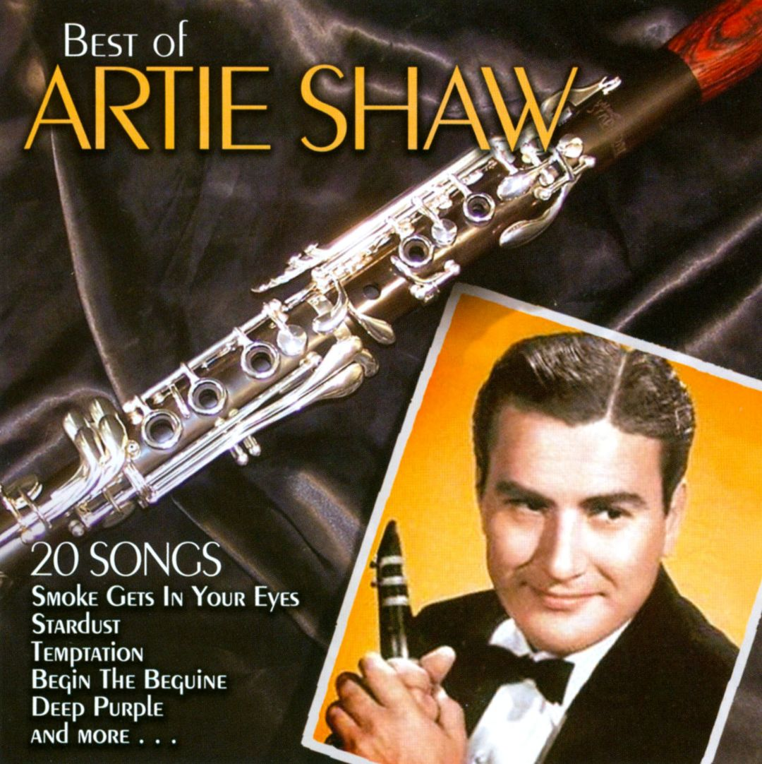 Artie Shaw Genre Best Buy Best Of Artie Shaw Tgg Cd Undefined