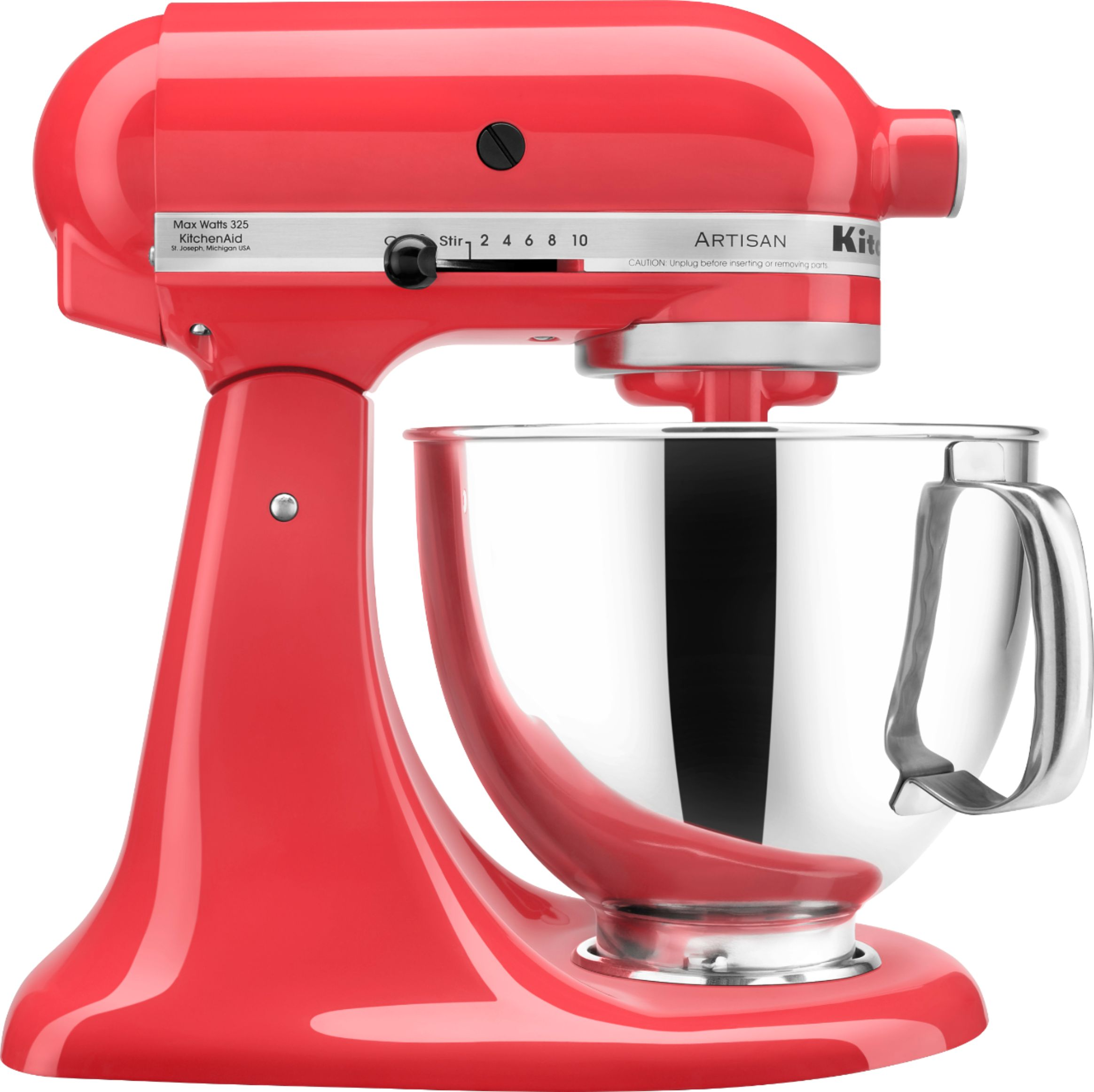 Küchenmaschine Bosch Vs Kitchenaid Kitchenaid Ksm150pswm Artisan Series Tilt Head Stand Mixer Watermelon