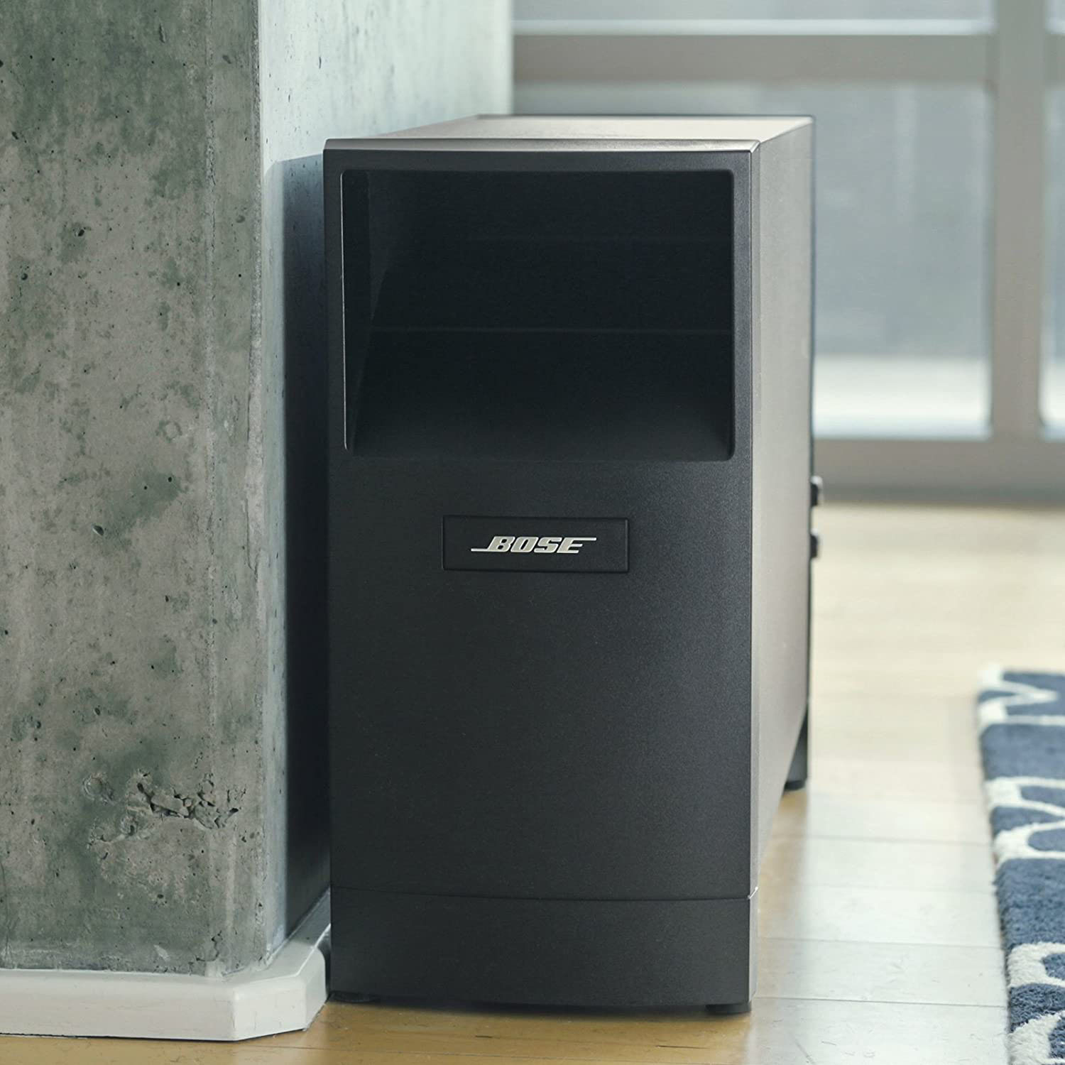 Bose Home Cinema Bose Acoustimass 10 Series V 5.1-channel Home Theater Speaker System Black Acoustimass 10 V System - Best Buy