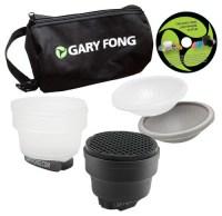 Gary Fong Lightsphere Collapsible Portrait Lighting Kit ...