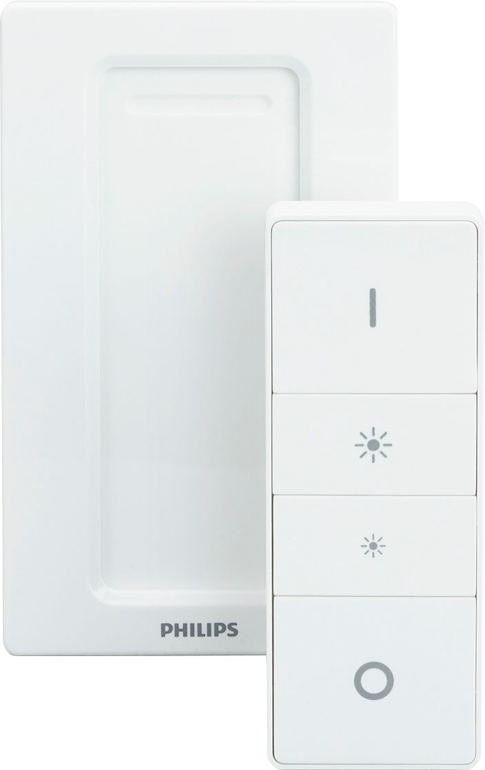 Philips Hue Wireless Dimmer Switch With Remote White 458141 Best Buy - Hue Switch