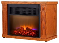 Small Wall-Mount Electric Fireplace - Best Buy