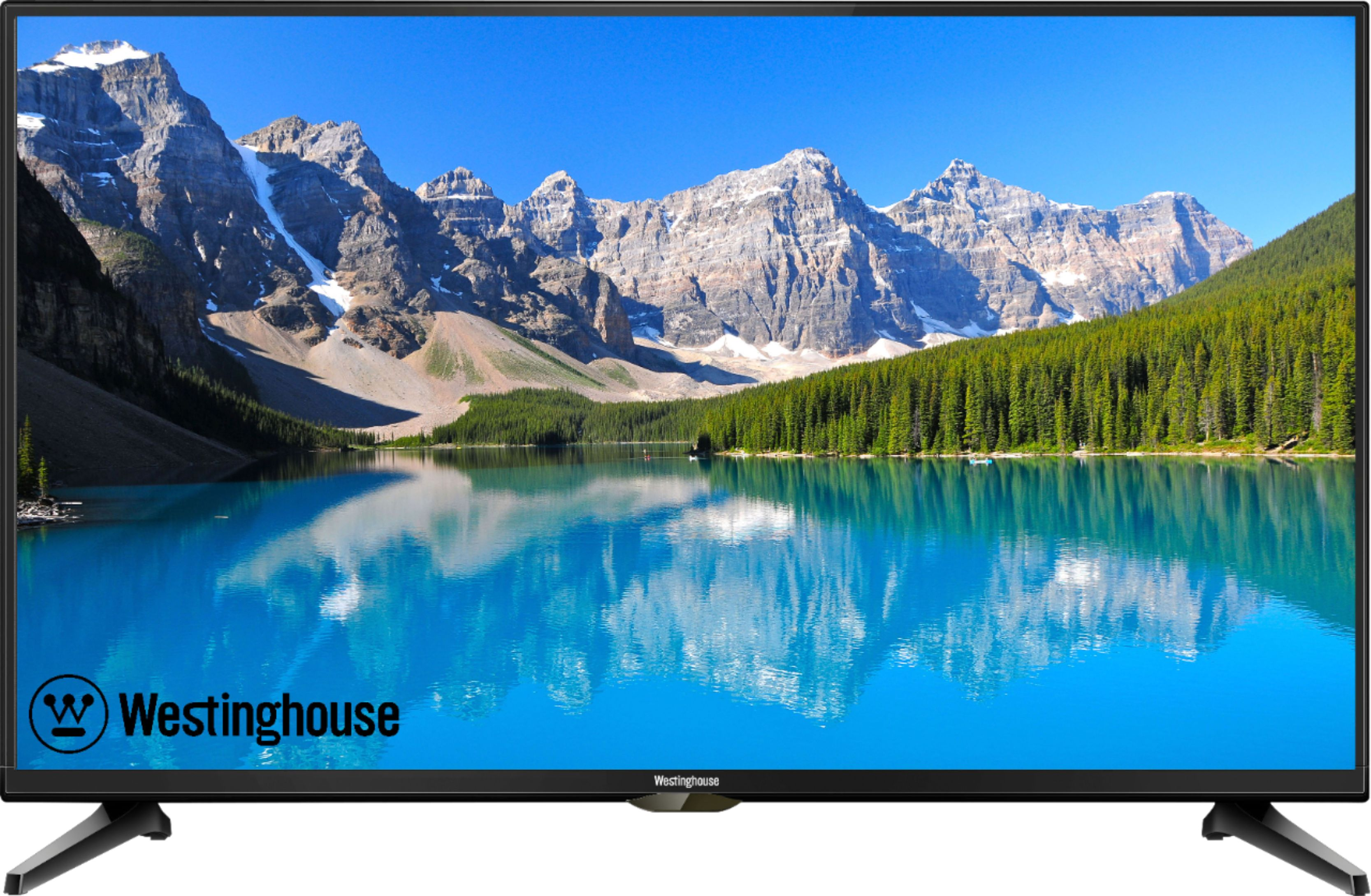 "Tv Uhd 4k Best Buy: Westinghouse 55"" Class Led 2160p Smart 4k Uhd Tv"