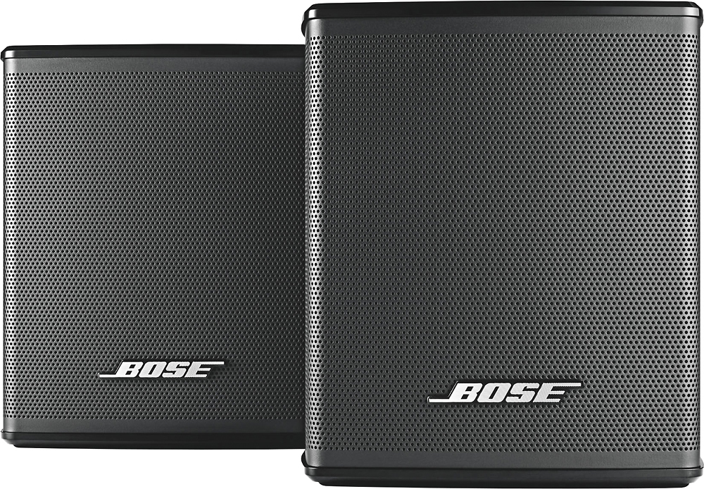 Best Buy Bose® Virtually Invisible® 300 wireless surround speakers