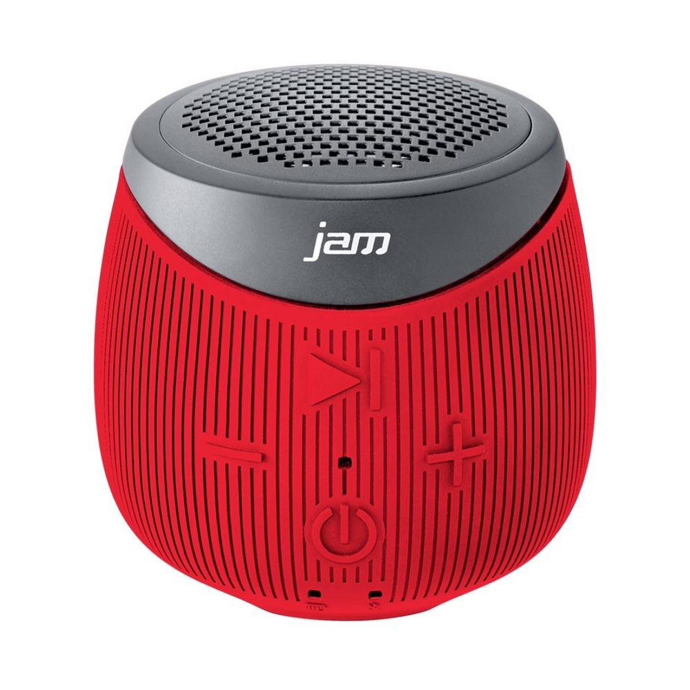 Bluetooth Box Jam Doubledown Portable Bluetooth Speaker Red