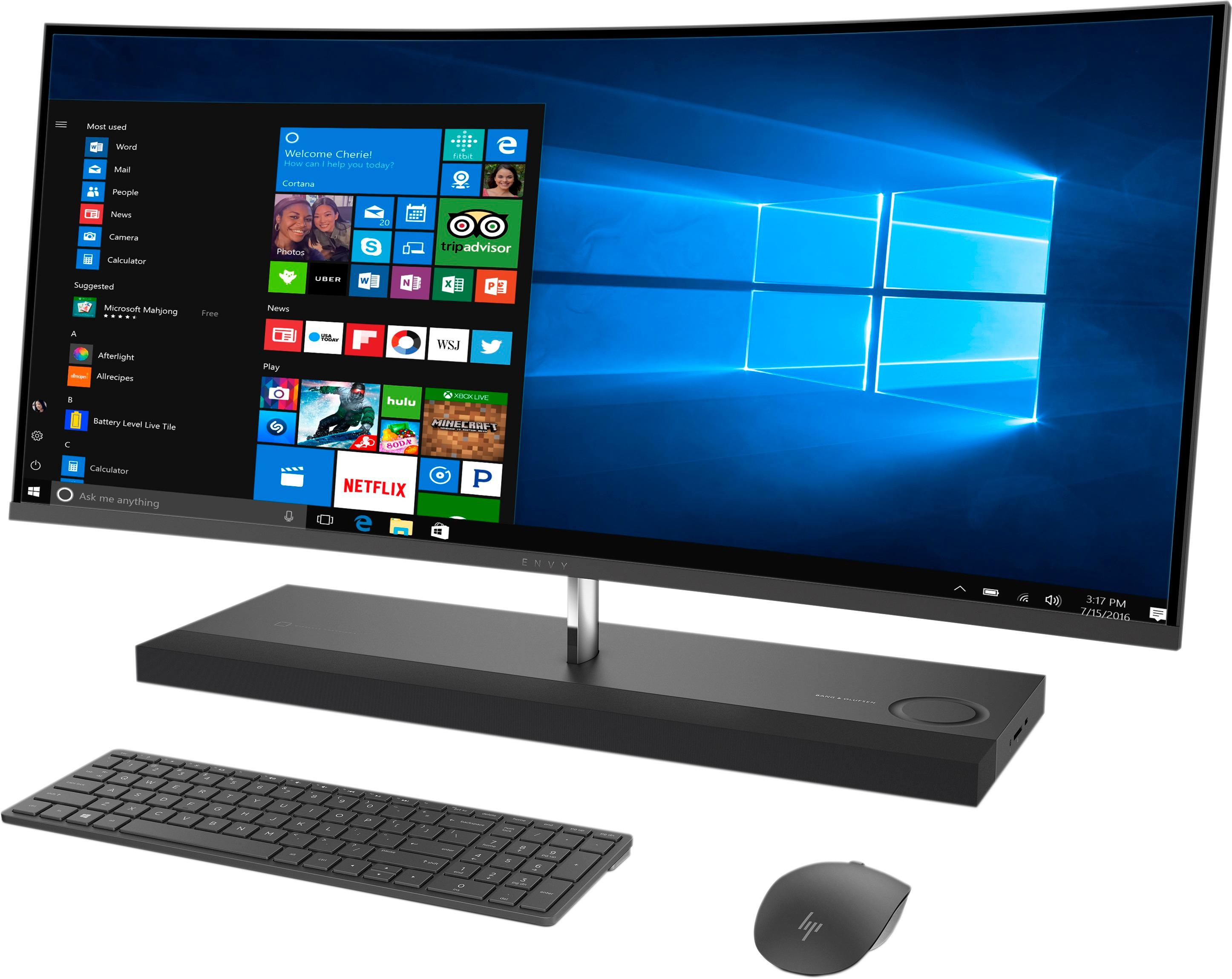 Hp Pc Kaufen Hp Pavilion R A All In One Touchscreen Pc Review Pc S