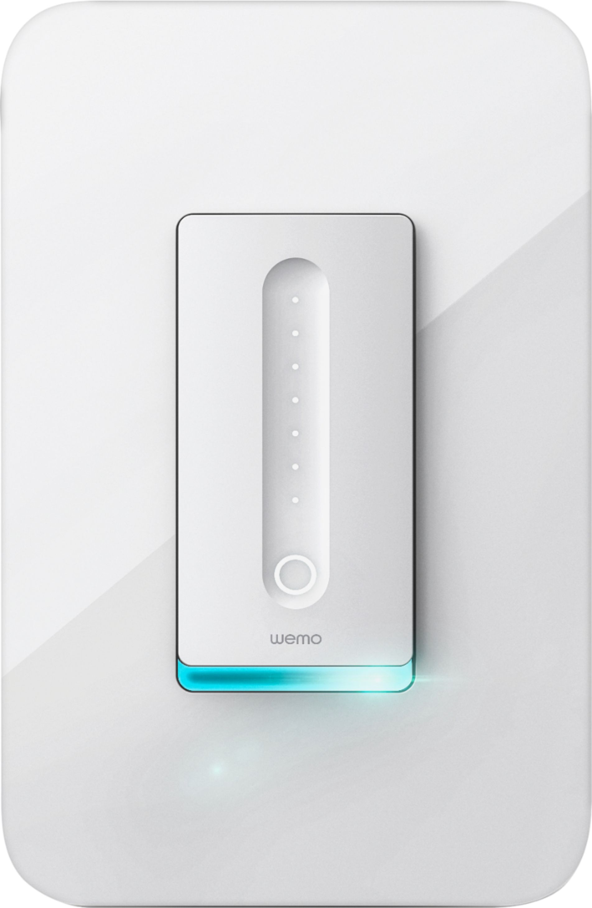 Dimmer Switch Wemo Wireless Dimmer Switch White