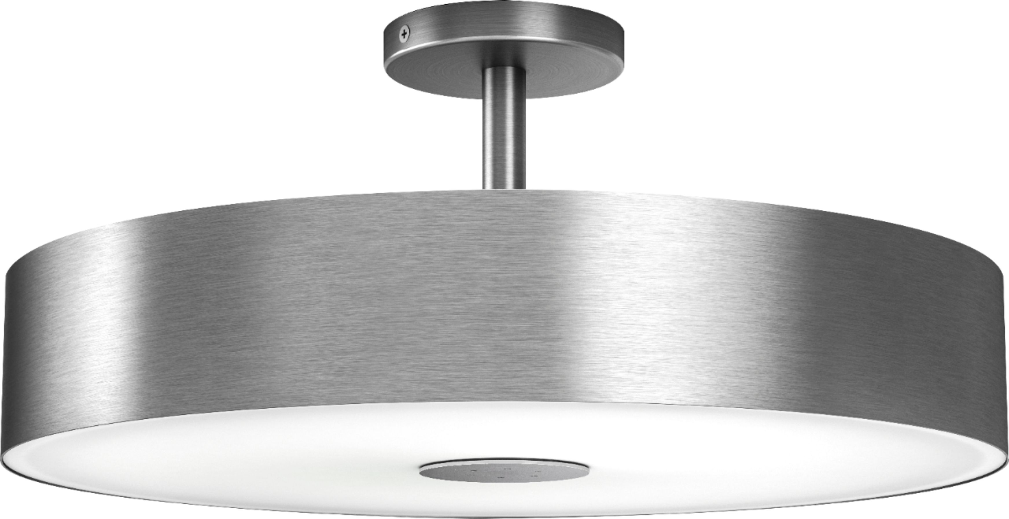 Bright Light Philips Philips Hue White Ambiance Fair Dimmable Led Smart Semi Flushmount Multi