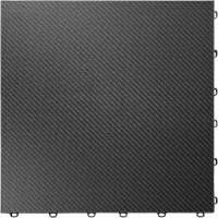 Swisstrax Vinyltrax Floor Tile Black TBD - Best Buy