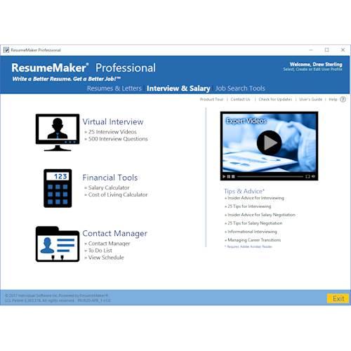 ResumeMaker Professional Deluxe 20 - Windows Digital - Best Buy