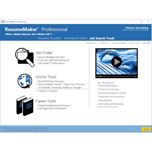 ResumeMaker Professional Deluxe 20 - Windows - Best Buy