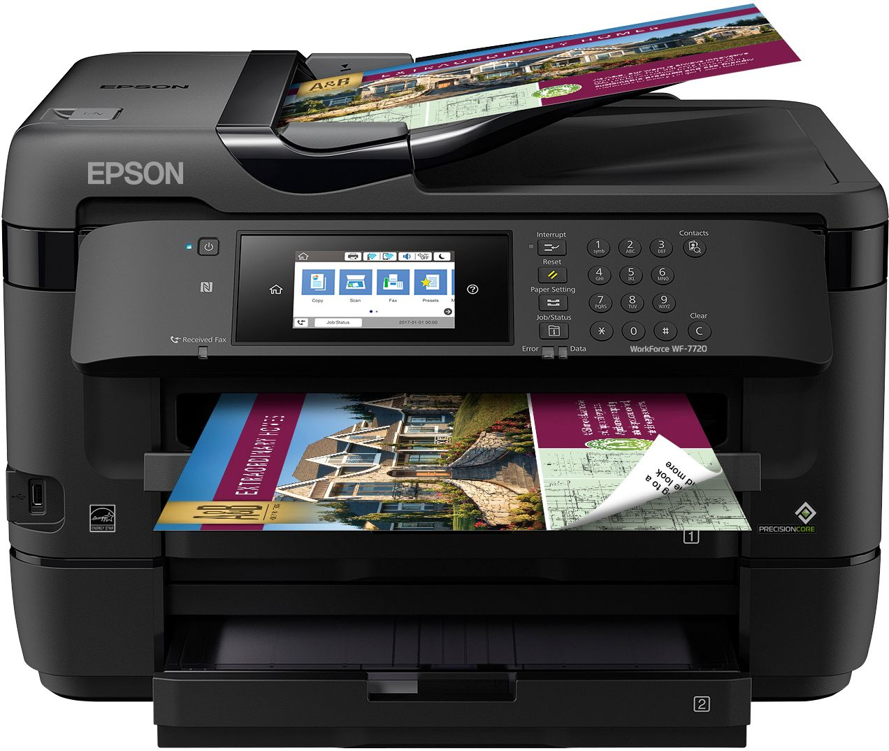 Floor Epson Workforce Wireless Printer Black Wf Buy Epson Workforce Wireless Printer Black Wf Epson Printer Won T Print From Mac Epson Printer Won T Print Black dpreview Epson Printer Wont Print