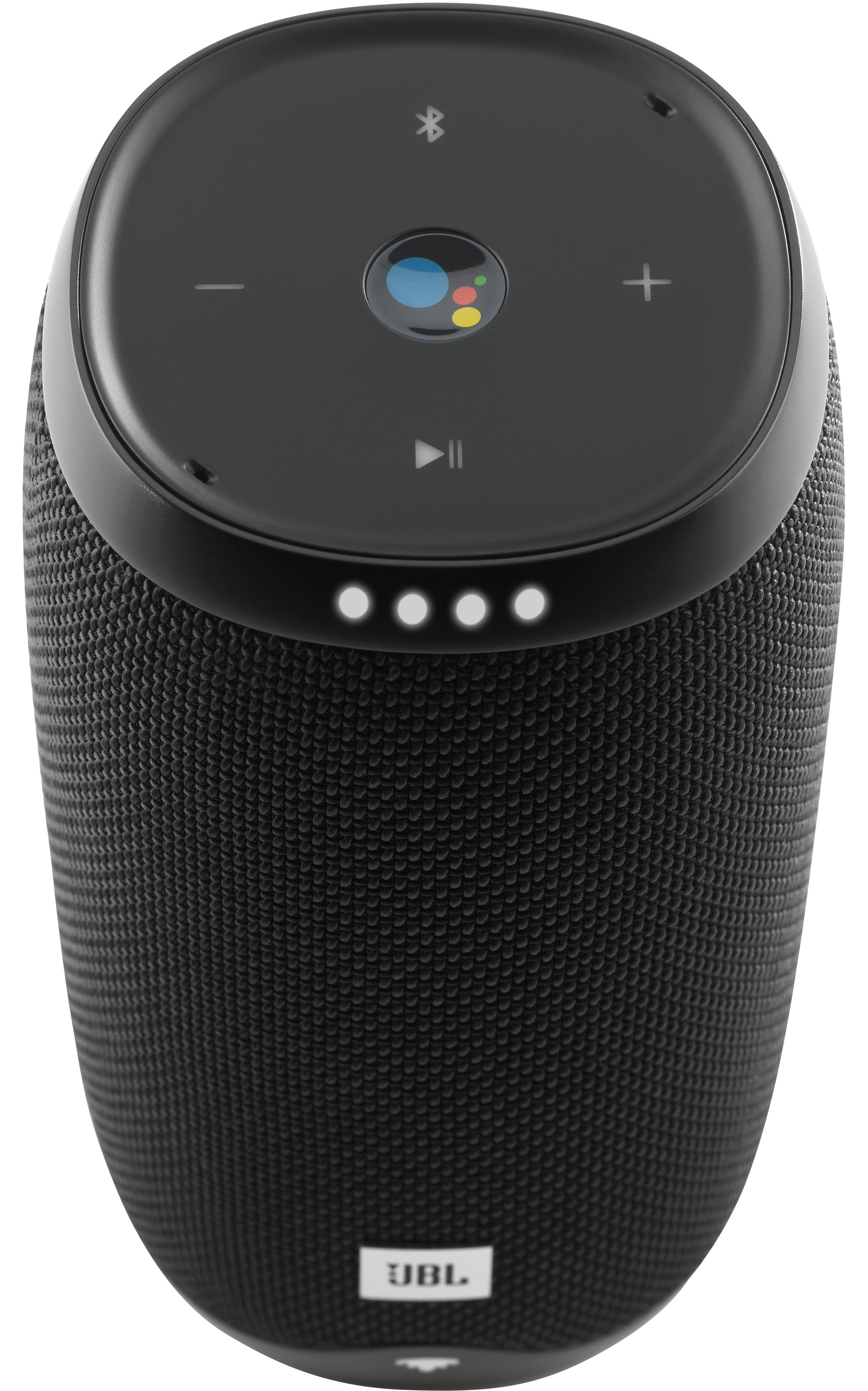 Bluetooth Box Jbl Link 10 Smart Portable Bluetooth Speaker With Google Assistant Black