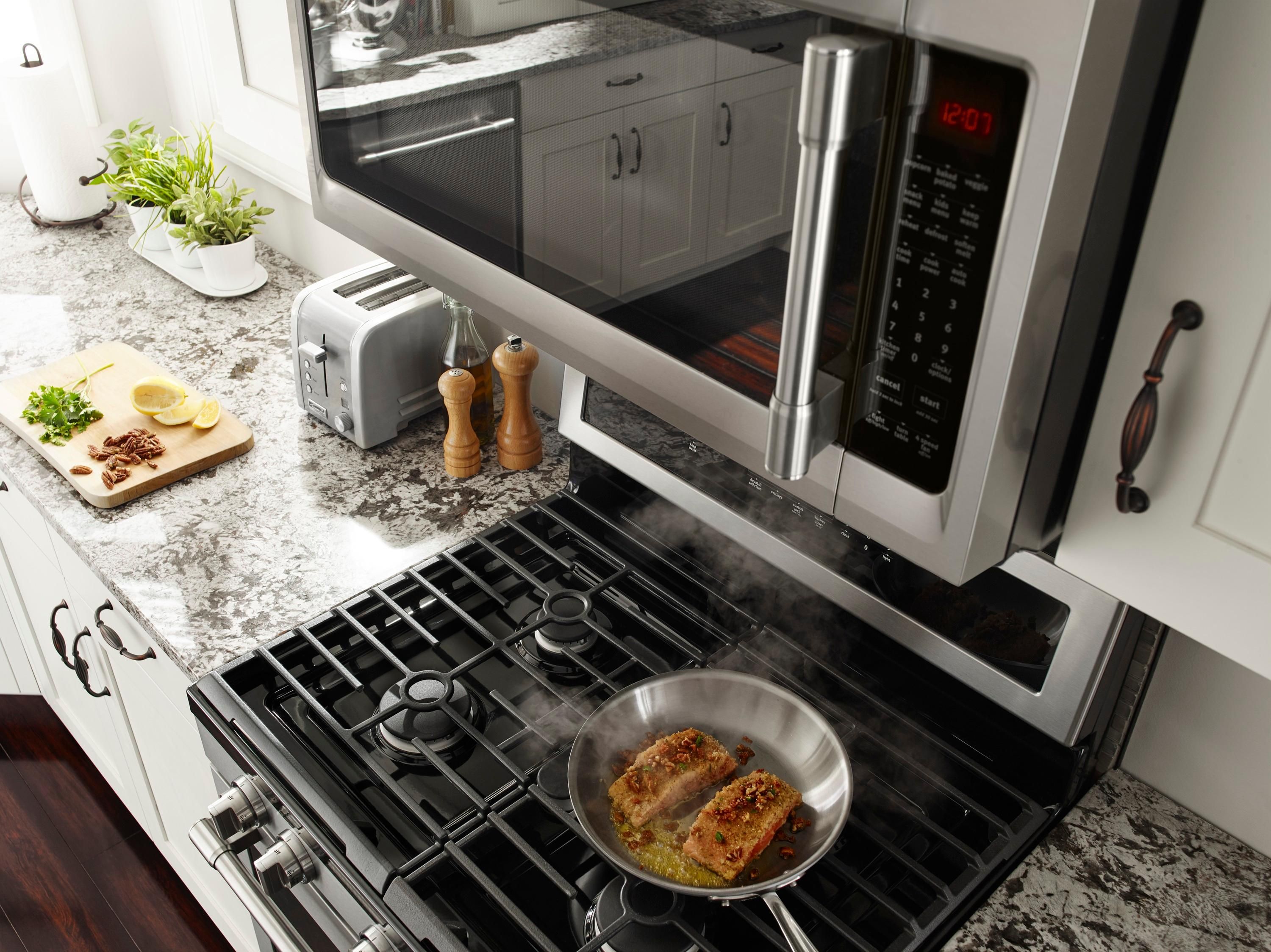 Best Buy Maytag 2 Cu Ft Over The Range Microwave Stainless Steel Mmv4206fz