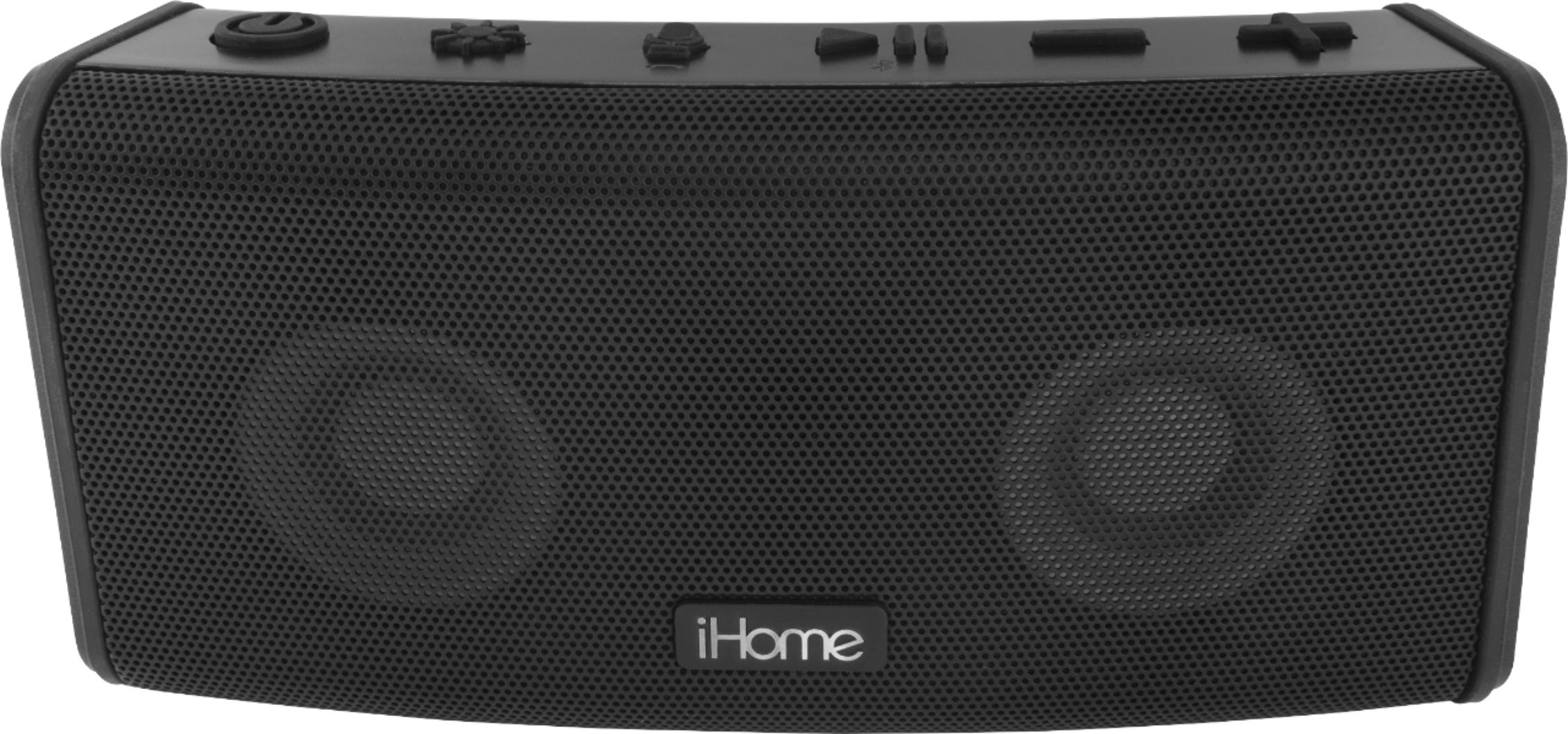Bluetooth Box Ihome Ibt588 Portable Bluetooth Speaker With Siri Voice Assistant Black