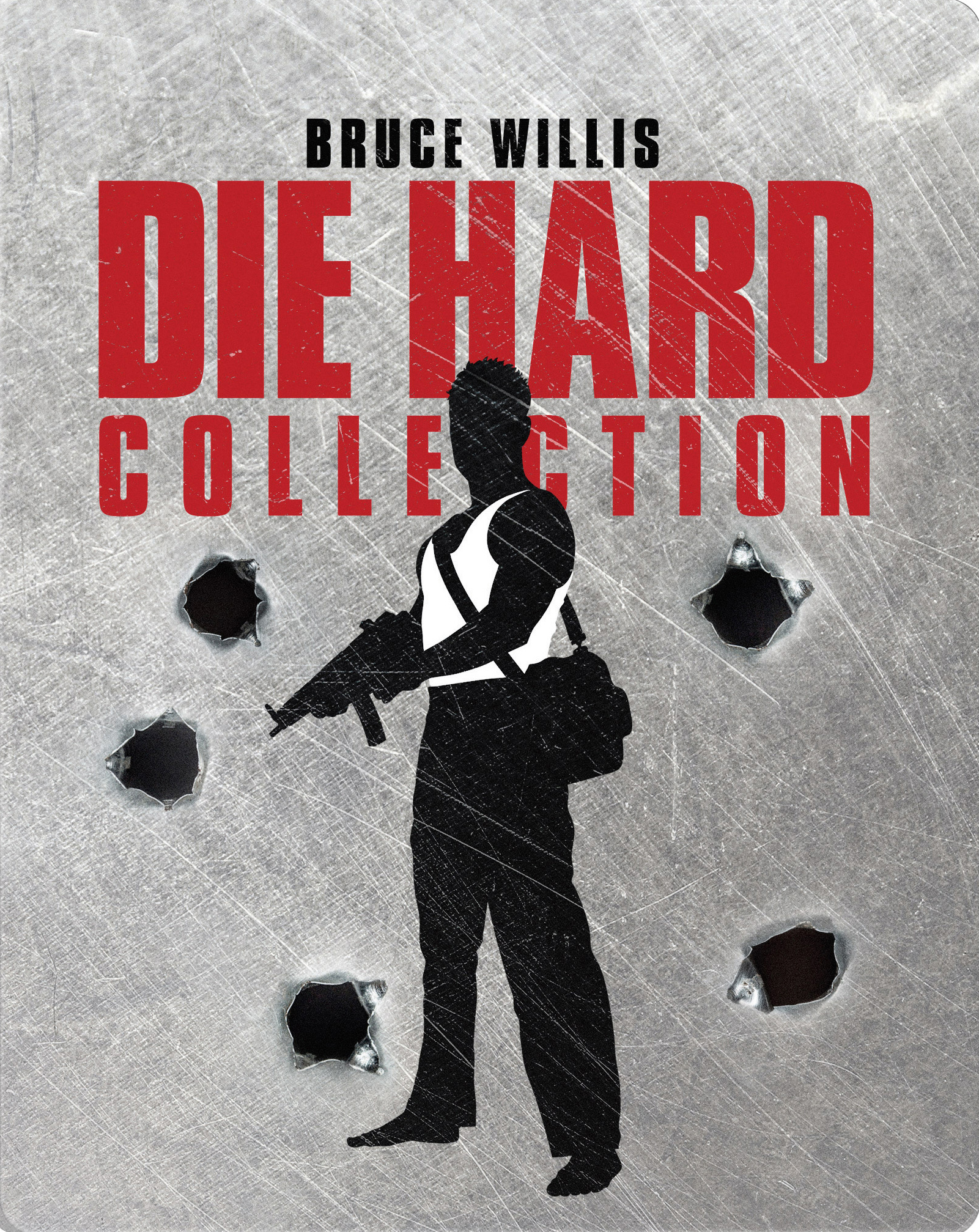 Die Collection Die Hard Collection [steelbook] [blu-ray] - Best Buy