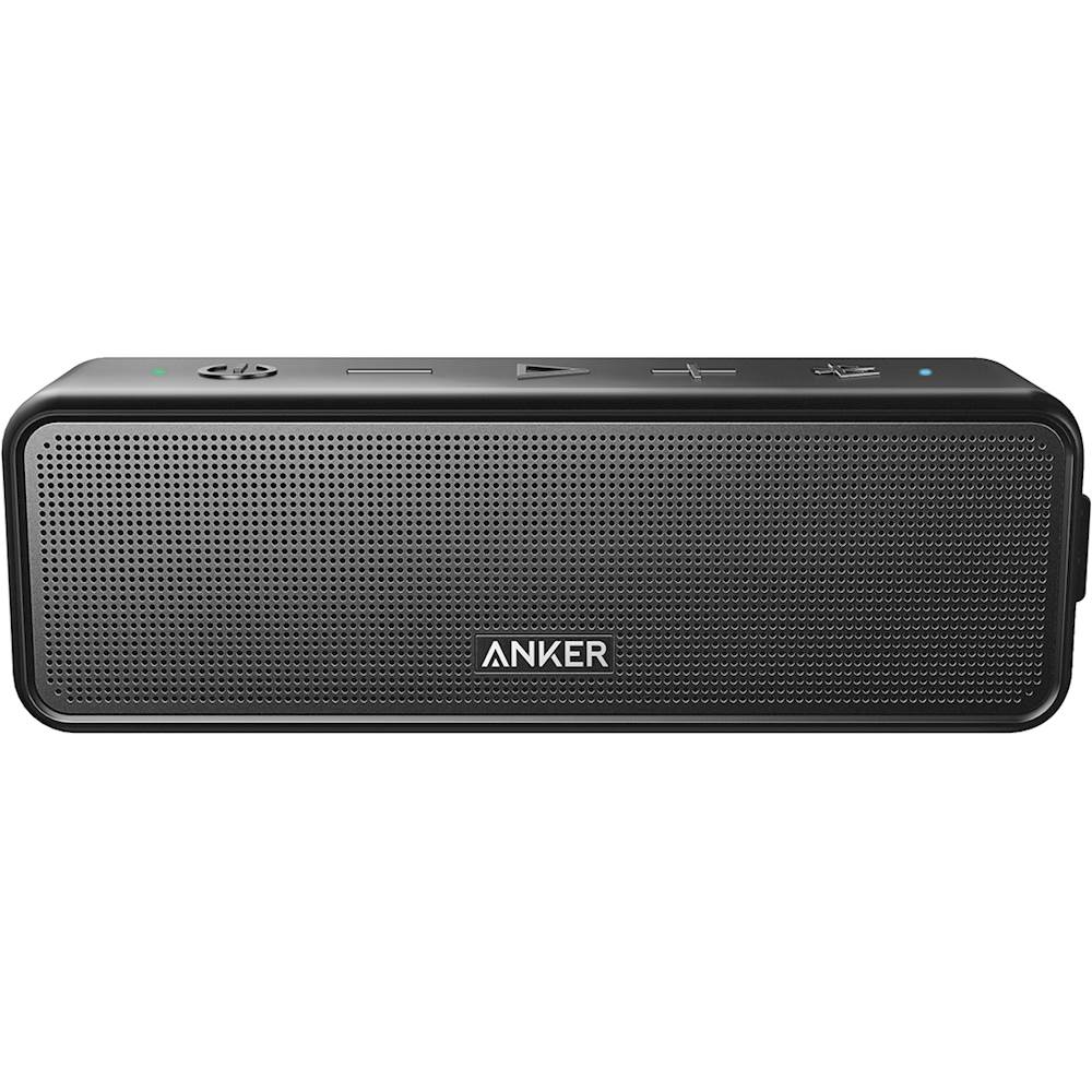 Box Bluetooth Anker Soundcore Select Portable Bluetooth Speaker Black