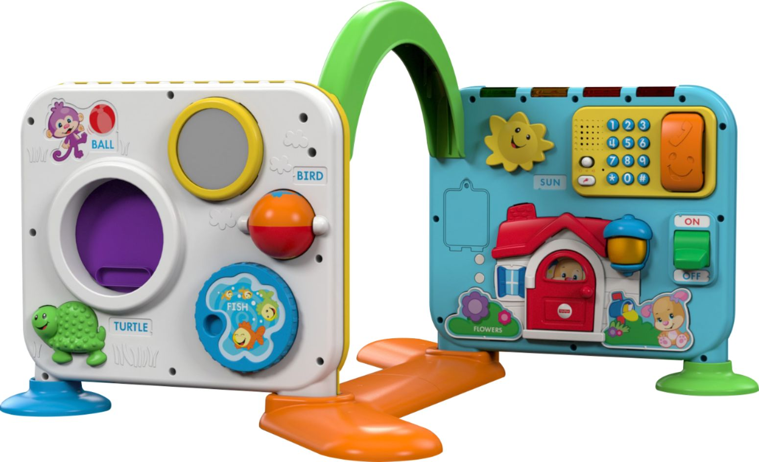 Baby Activity Center Mattel Laugh Learn Crawl Around Learning Center Multi