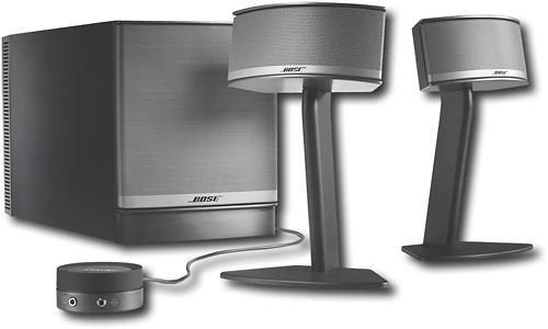 Best Buy Bose® Companion® 5 Multimedia Speaker System (3-Piece
