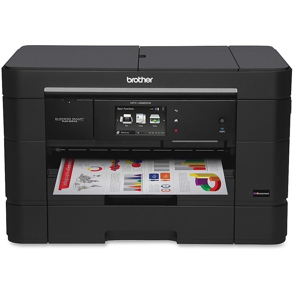 Brother Business Smart Inkjet Multifunction Printer