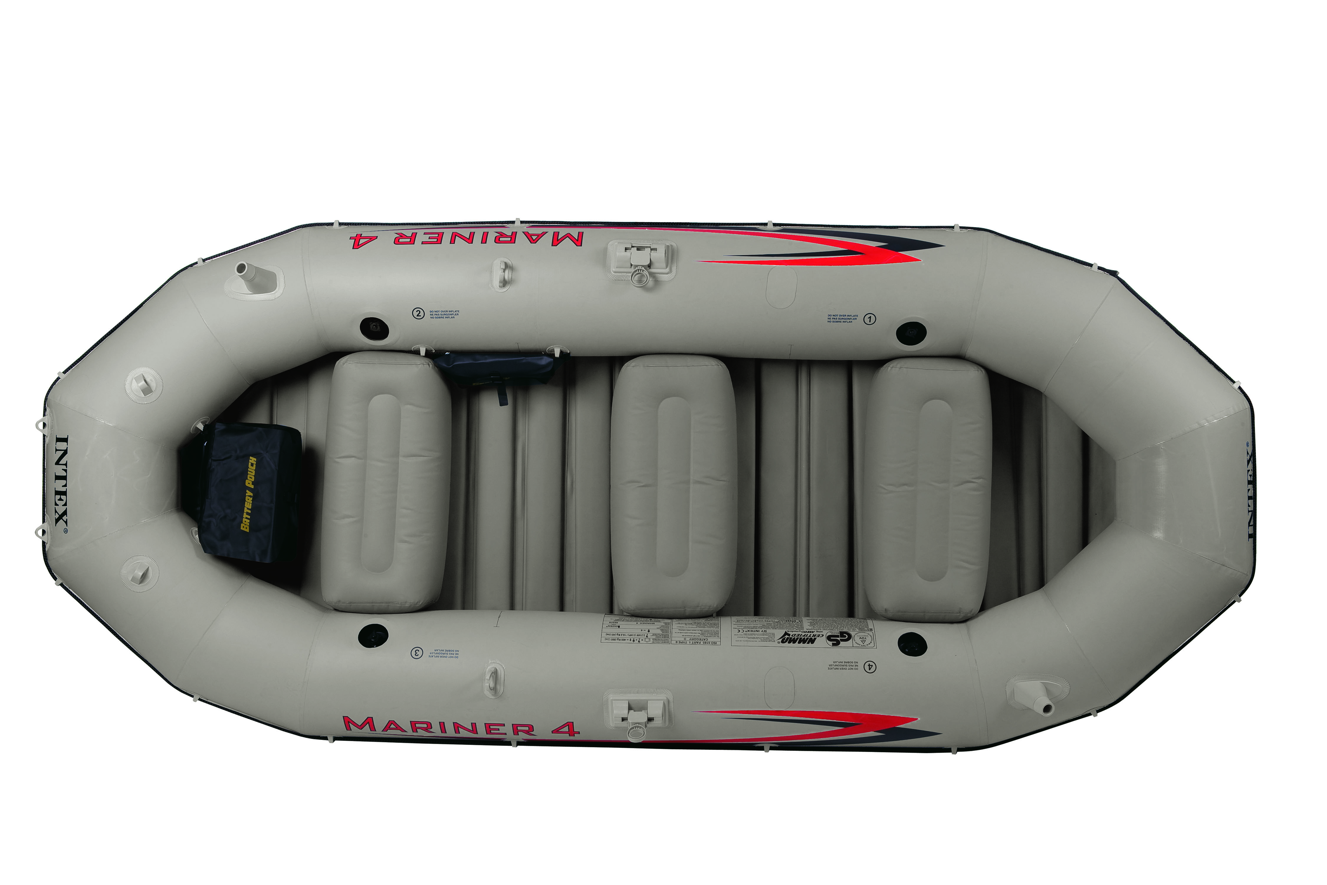 Piscina Intex Inverno Gommone Mariner 4 Intex 68376np Piscina Co