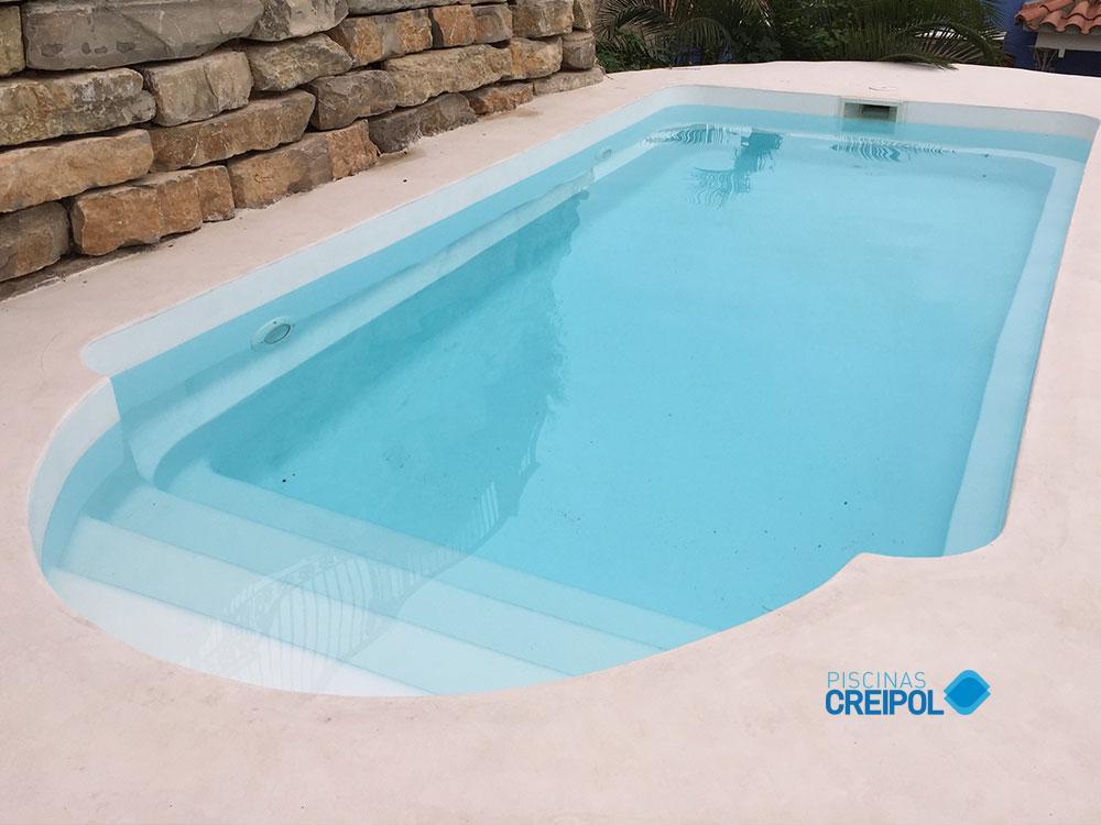Piscina fibra construcci n de piscina prefabricada de for Piscinas de fibra costa rica