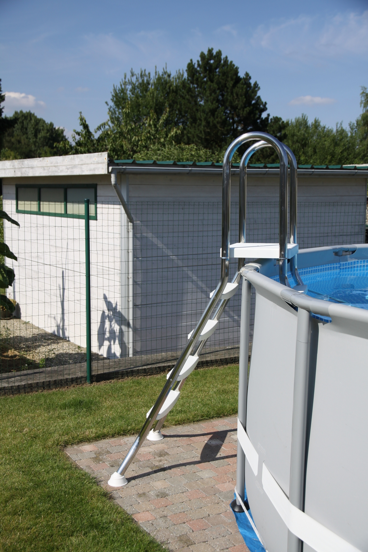 Intex Zwembad Test Chelle De Piscine En Inox Astral Pool Piscine Co