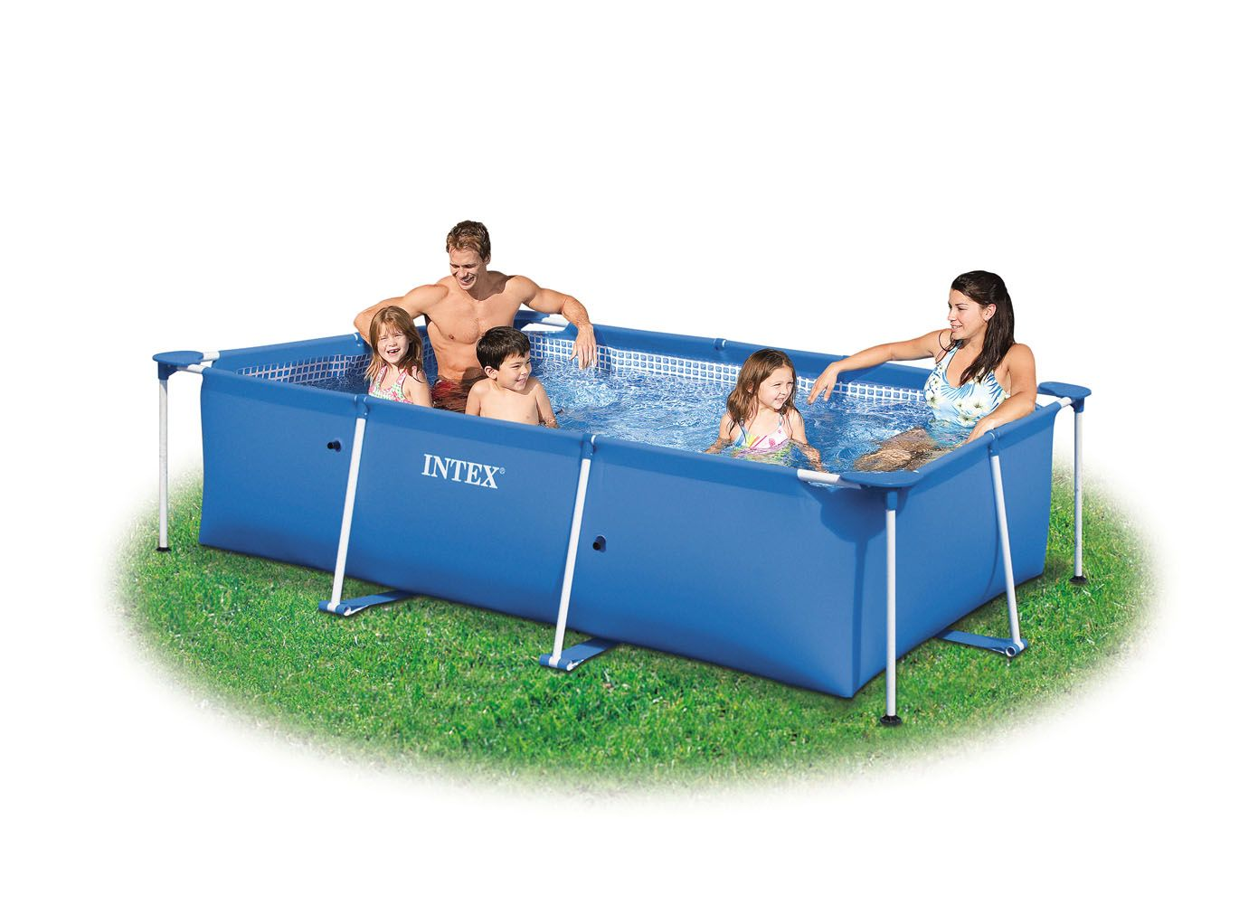 Intex Piscinas Acessorios Piscine Rectangulaire Hors Sol Intex Intex Piscine Co