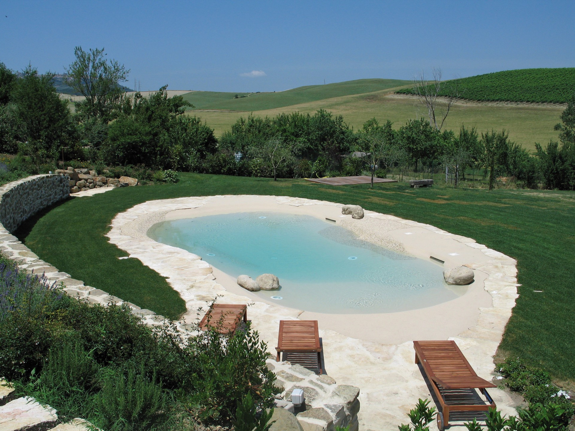 Bio Pool Selber Bauen Gallery Piscine Private Piscine Bio Design