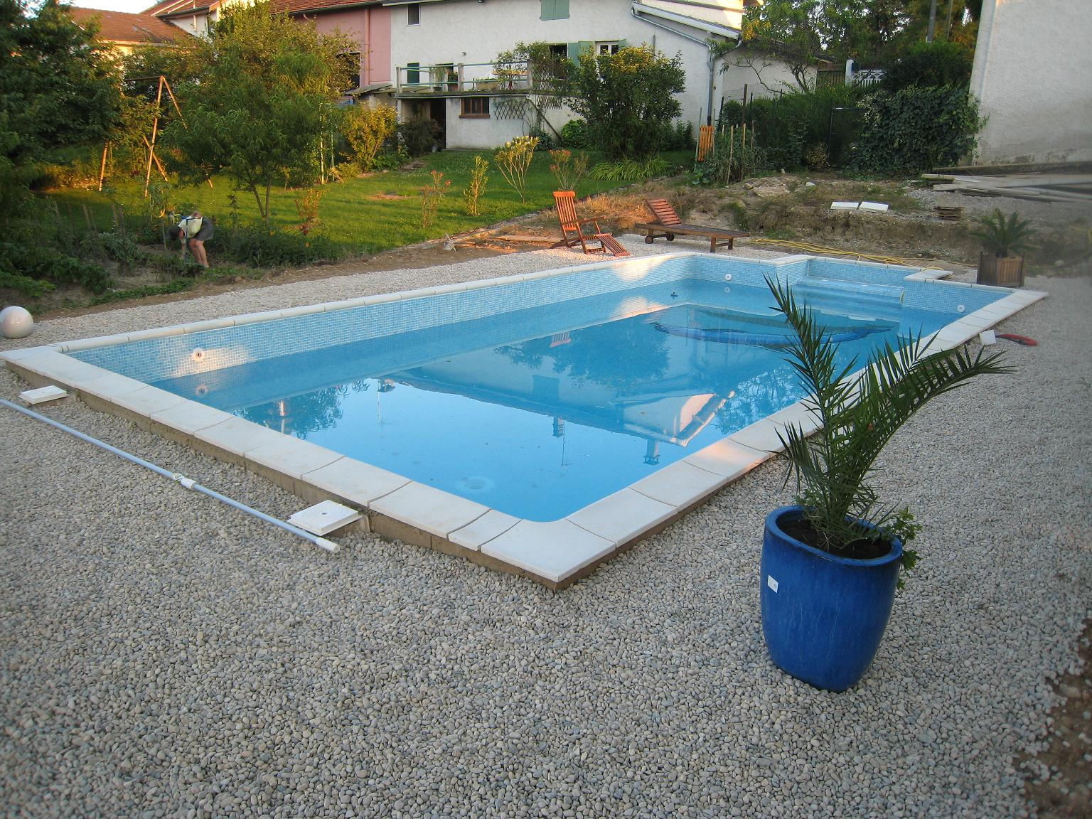 Amenagement Terrasse Avec Gravier Amenagement Piscine Avec Gravier
