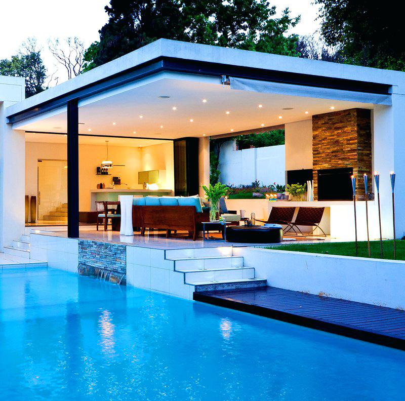 Piscine Et Pool House Amenagement Piscine Pool House