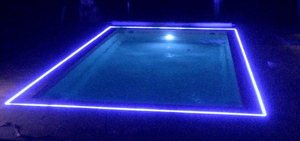 Spot Led Exterieur Ip67 Eclairage Piscine Bandeau Led
