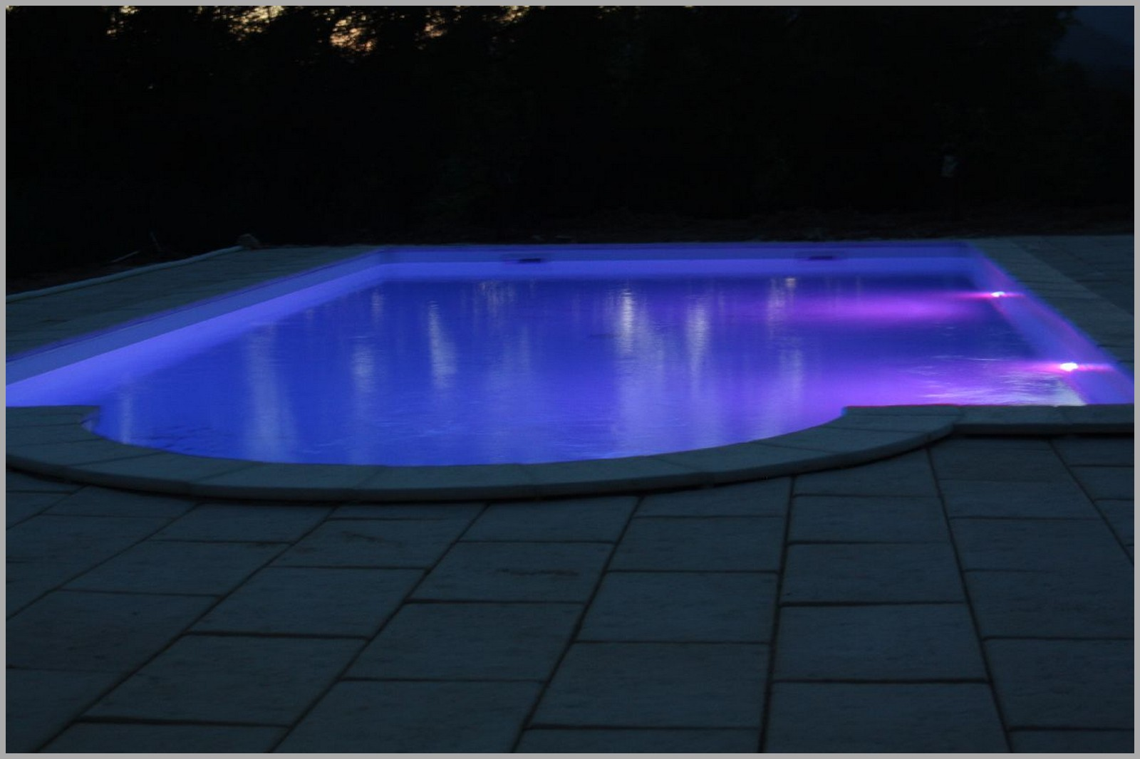 Projecteur Led Rgb Exterieur Eclairage Piscine Bandeau Led