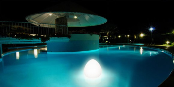 Lampe Led Dimmable Lumiere Piscine Solaire