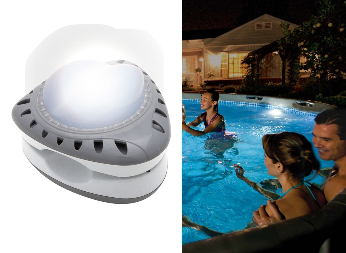 Lumiere Piscine Tubulaire - Lampe Led Piscine