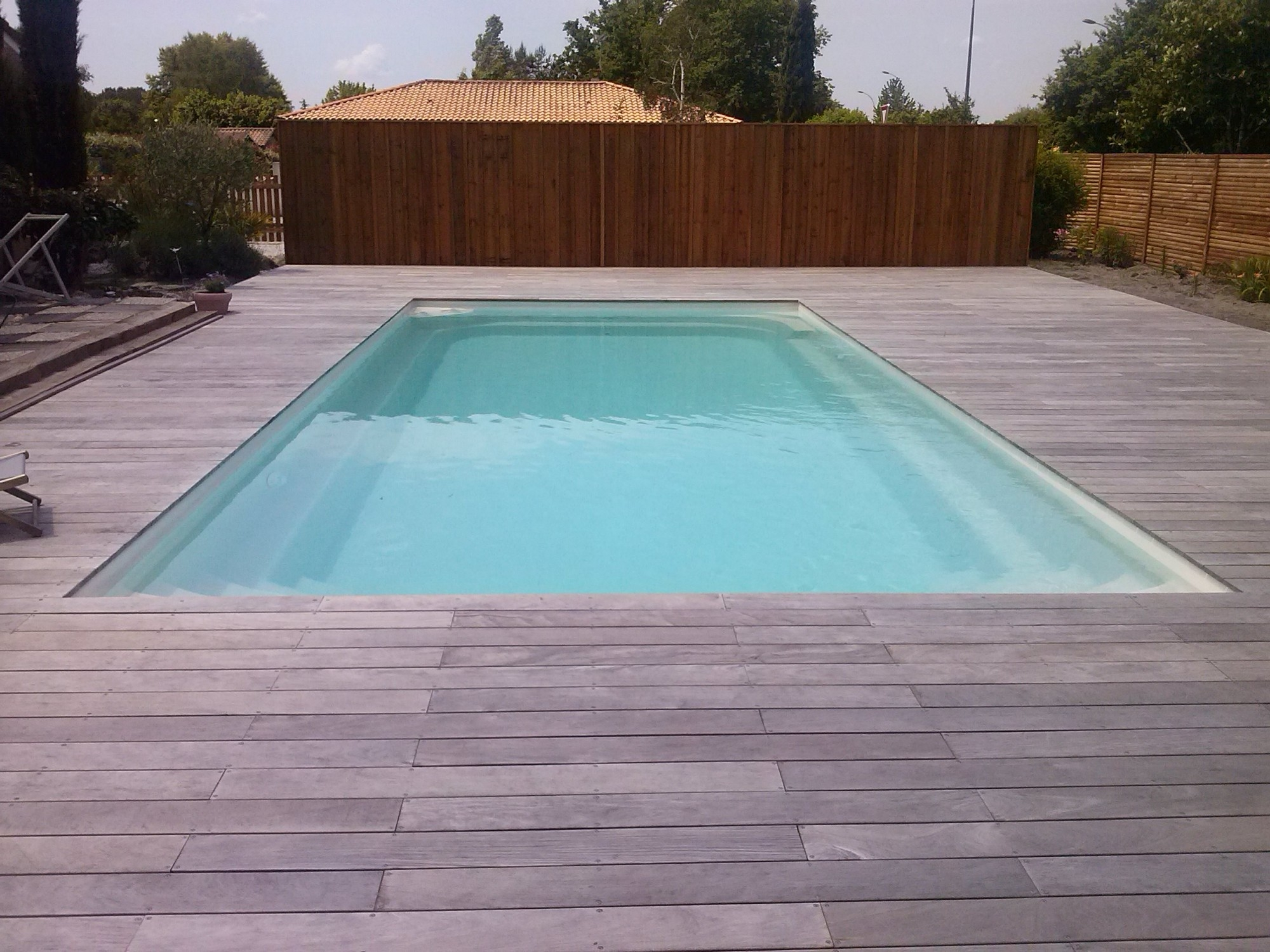 Travertin Exterieur Plage Piscine Carrelage