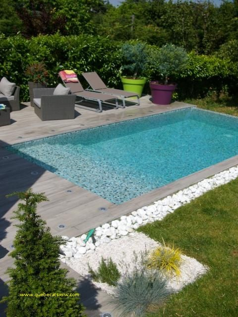 Idee Pose Carrelage Exterieur Plage Piscine Galet