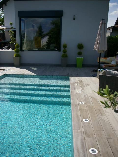 Amenagement Fontaine Terrasse Terrasse Piscine Pinterest