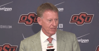Mike Holder says Travis Ford will remain coach at OSU ...
