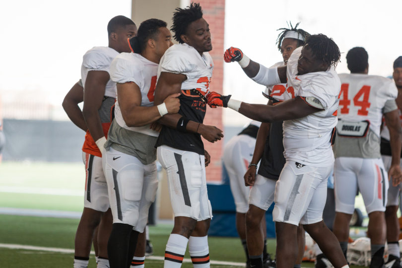 Oklahoma State Out-Pacing Budget In Athletic Success Pistols Firing