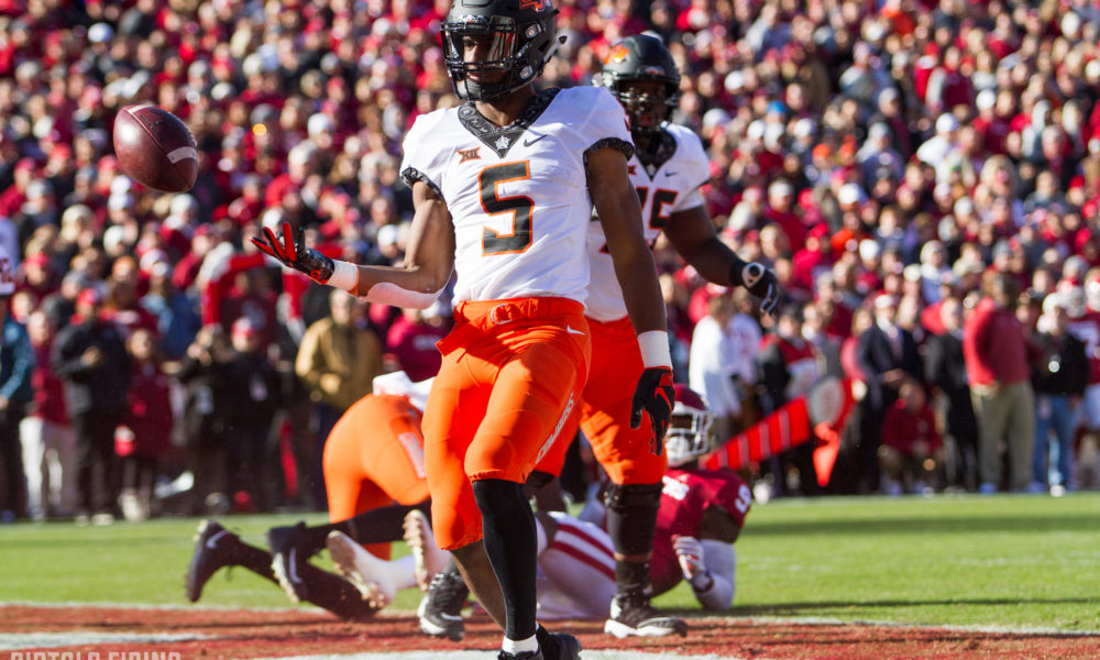 Gundy Tweets Out Awesome Senior Day Hype Video Ahead of West