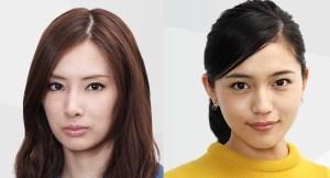 北川景子と川口春奈