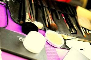 化粧 フリー素材