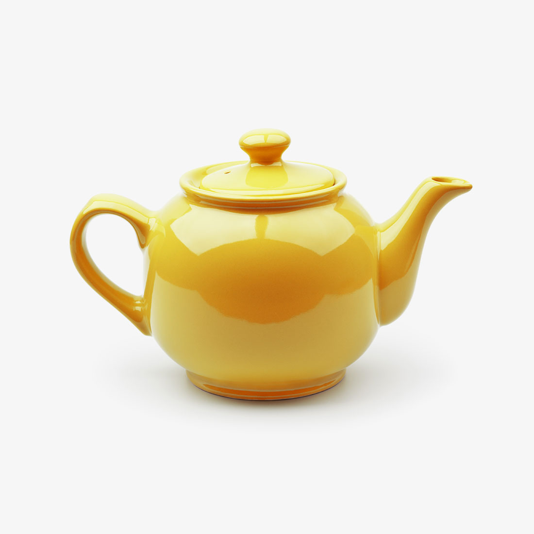 Looking For Teapots Pitch Yellow Tea Pot