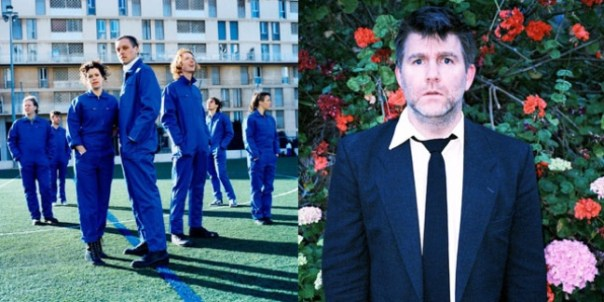 Yes, Arcade Fire Are Working With James Murphy
