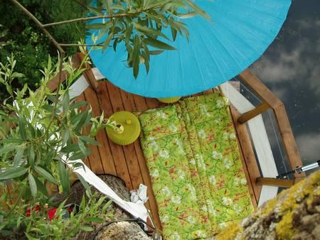 BubbleTree's Stylish French Treehouse Kits.