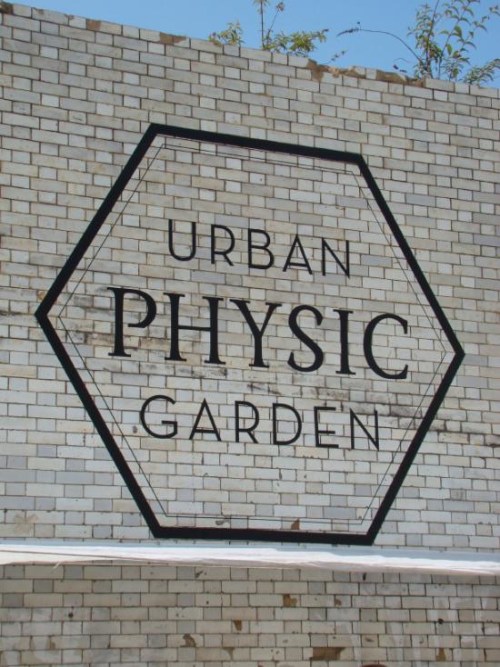 Garden Gallery: The Urban Physic Garden